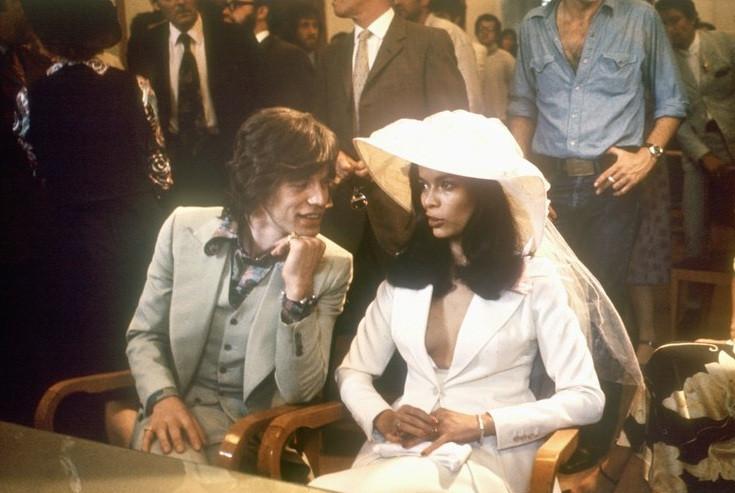 Bianca Macias és Mick Jagger esküvő