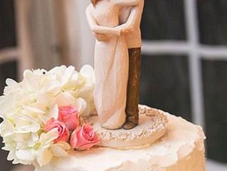 5 dolog az esküvői tortával kapcsolatban