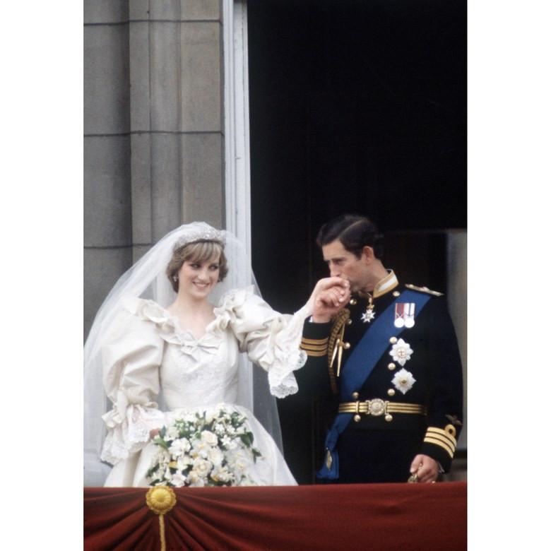 Diana hercegnő és Károly herceg esküvő