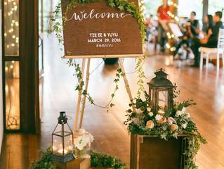 8 apró esküvői részlet, amiről nem érdemes megfeledkezni