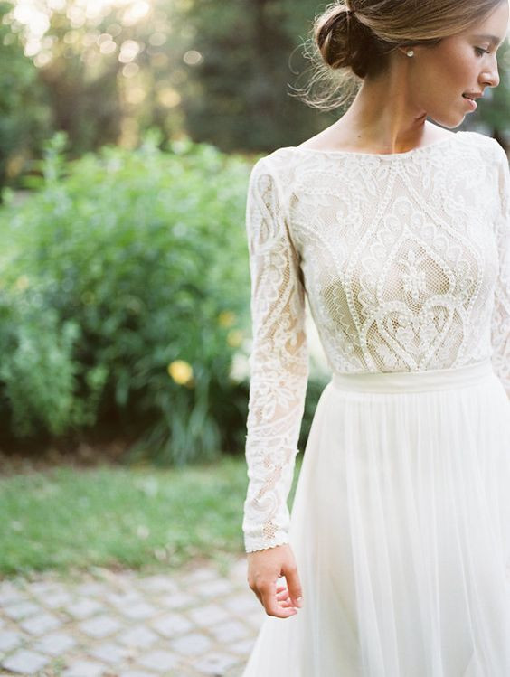 menyasszonyi vintage ruha