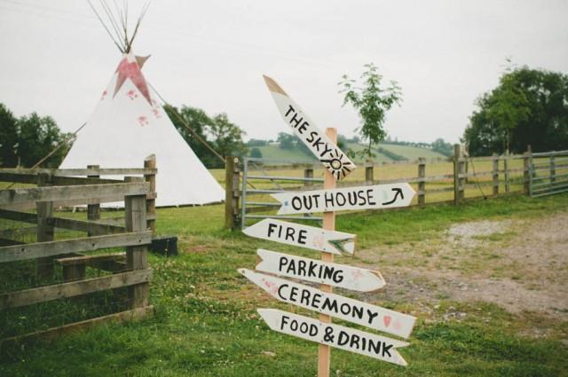 esküvői fesztivál táblák, weeding sign