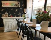 Le salon de thé de Chez Georgette