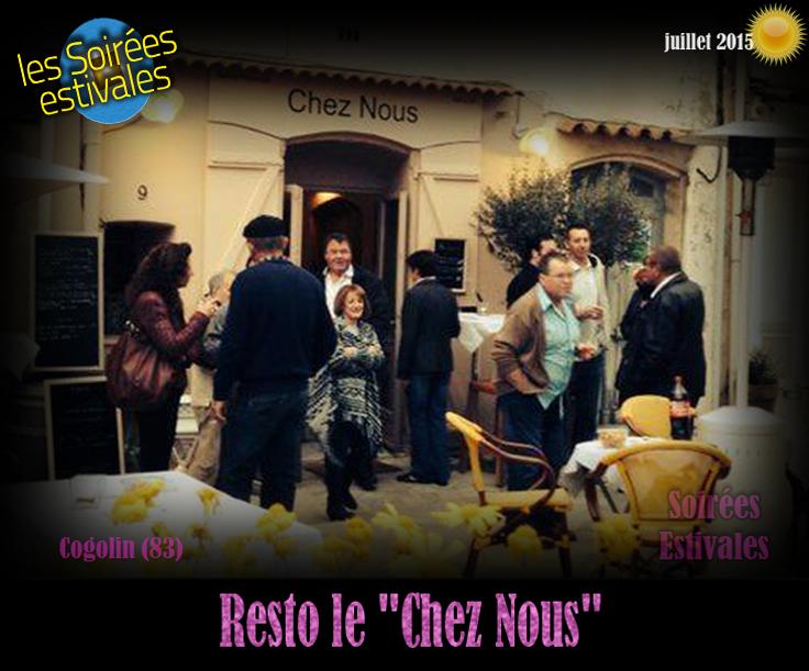 2015.07.31 Chez Nous