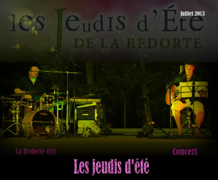 2013 La redorte