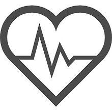 ハートの心電図のアイコン素材 1.jpeg