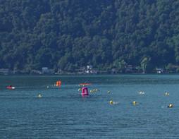 Ponte Diga Swimming Competition