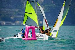 RS Feva Italian Team Race Iseo lake