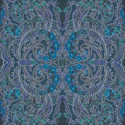 Botanic Blue - Trade