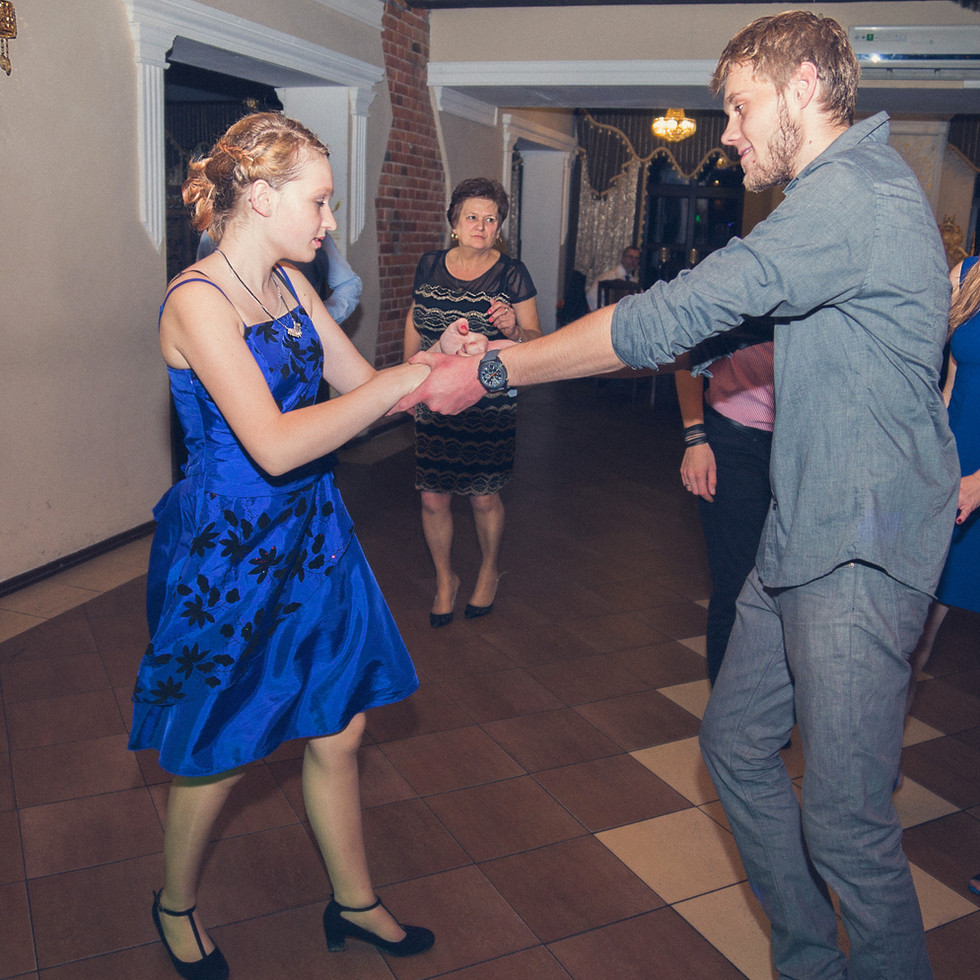Krystyna and Henryk