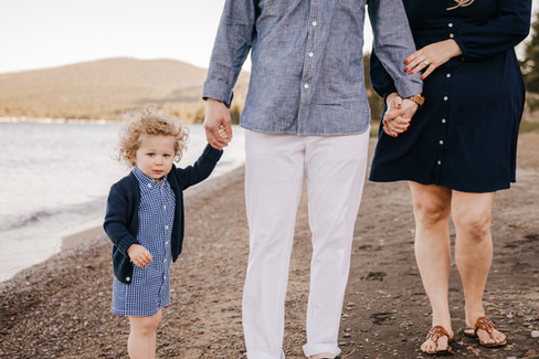 Nobles Kings Beach Family photography