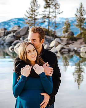 Lake Tahoe Maternity