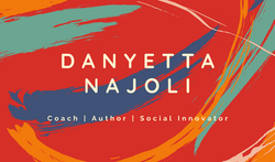 Danyetta Najoli's Business Card Front.pn