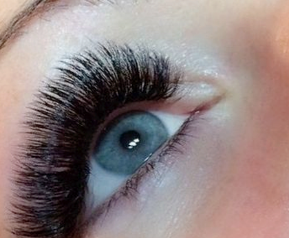 Russian Volume Eyelash Extension
