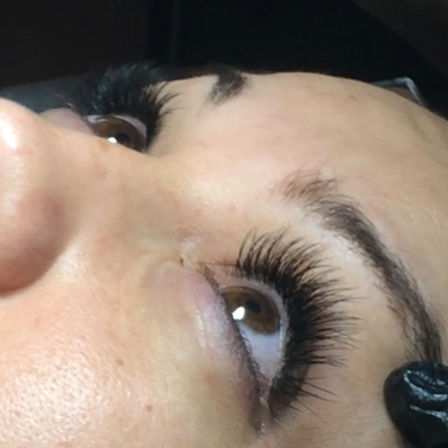 Instagram - Good morning!!! #getlashed #lashesofatlanta #perfectlashes #lovemycl