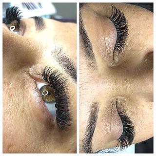 Volume Eyelash Extensions in Atlanta, GA