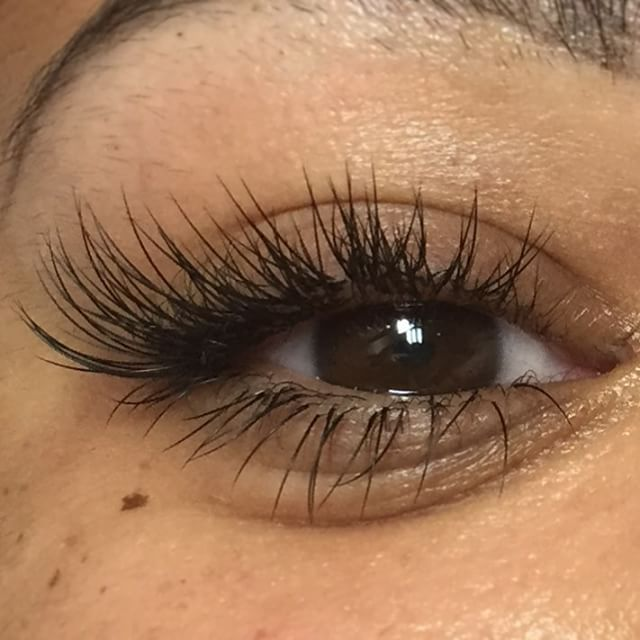 Instagram - Top and bottom lashes for @metallimunchkin always a pleasure 😘 #get