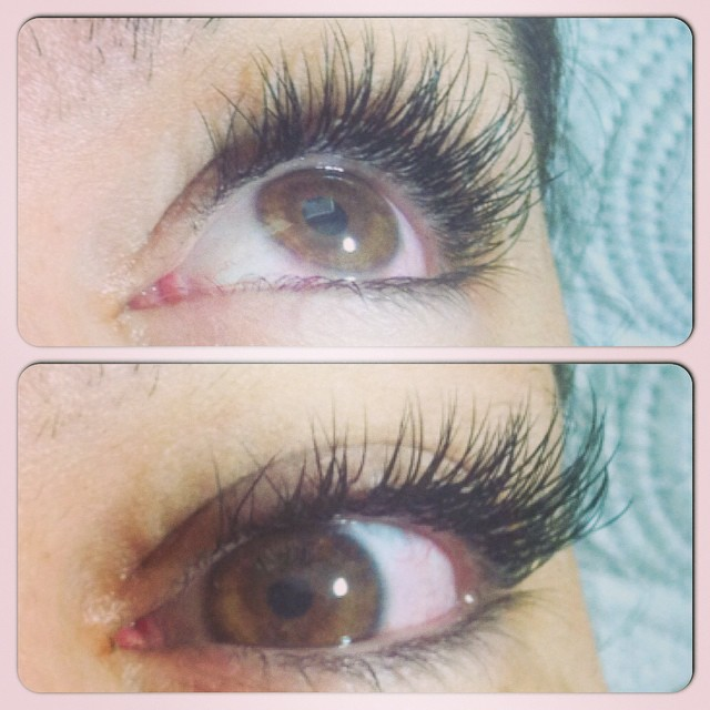 Instagram - Stunning beautiful lashes!!! #wakeuplikethis #eyes #eyelashextension