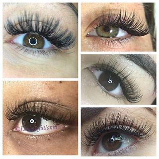 Natural Eyelash Extensions in Atlanta, GA