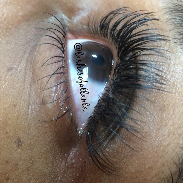 Instagram - Top and bottom lashes for my boo @flawlesshairbyapril 😍 #lashesonfl