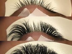 Volume Eyelash Transformation