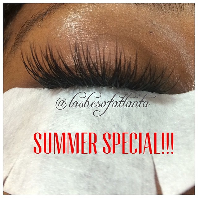 Instagram - Summer specials available lash loves!! These lashes are waterproof a
