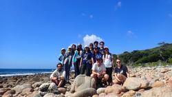 Group_rocky_shore