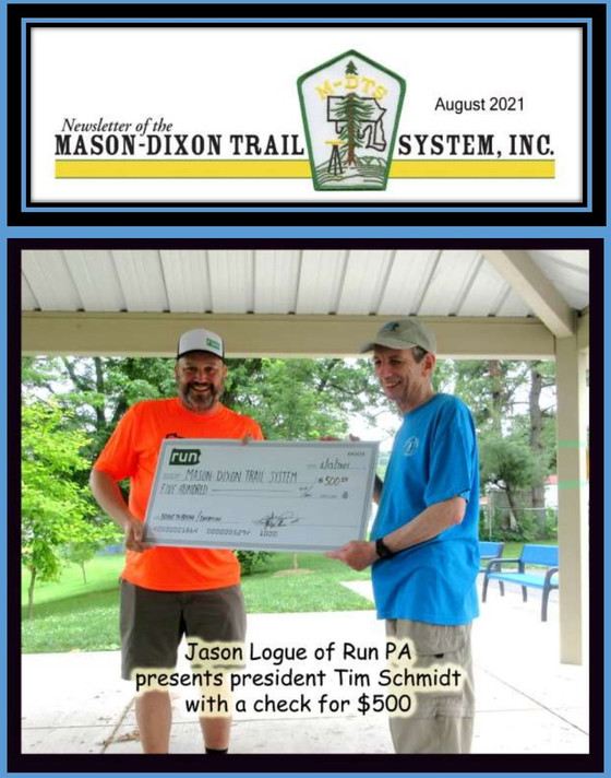 Aug Newsletter with Sun 9/12 Work Hike & Meeting Details