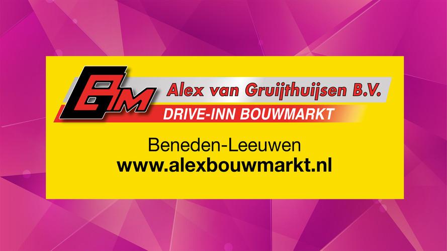 Alex van Gruijthuijsen drive-inn bouwmarkt