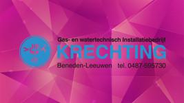 Installatiebedrijf Krechting