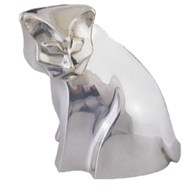 Silveria, the Cat Figurine