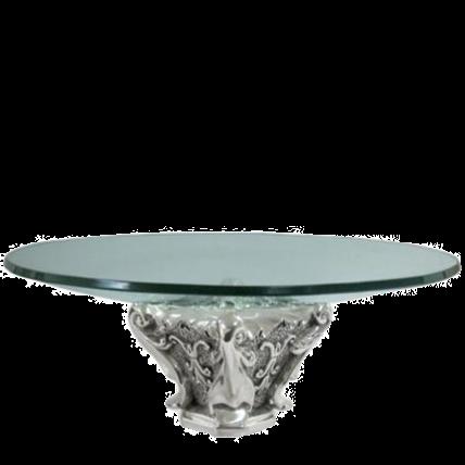 Ionic Column Fruit Bowl Table Centrepiece