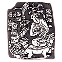 King Mayan قبول پیشنهاد نقره نقره