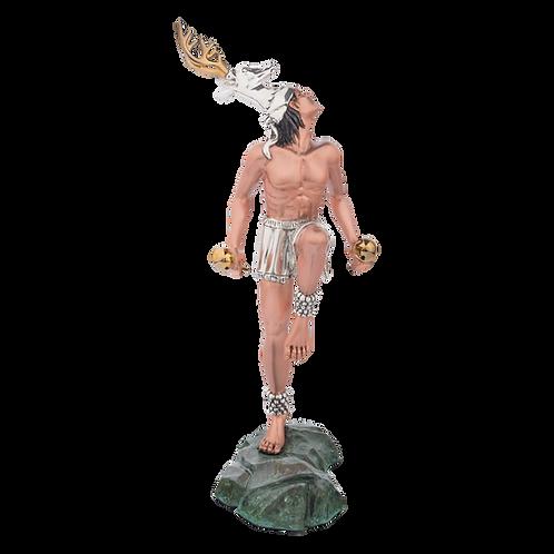 Deer Dance - Aztec Art