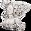 Thumbnail: مجسمه نقره ای رویایی ساخته سالوادور دالی