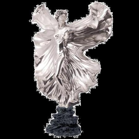 Butterfly Woman Statue