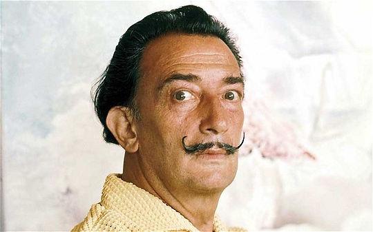 Salvador Dali Portrait  color.jpg