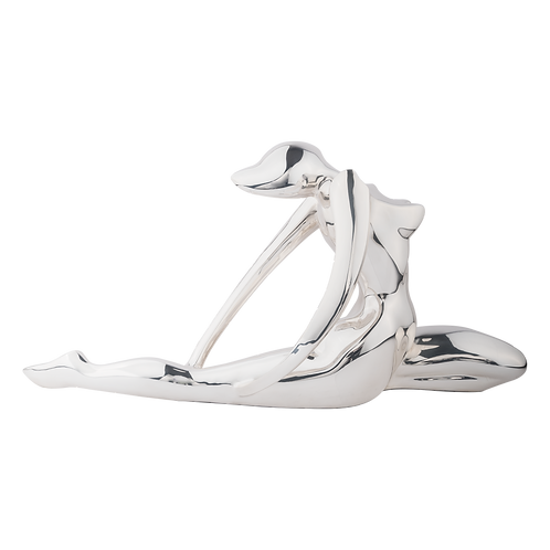 Nude Woman Abstract Art Sculpture