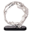"Thumbnail: مجسمه زن نقره ای ""ماه کامل"""