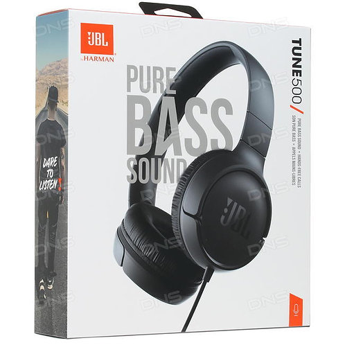 JBL Pure Bass Wired