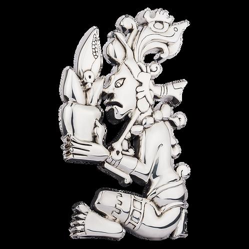 Yum Caax, Mayan God of Corn.