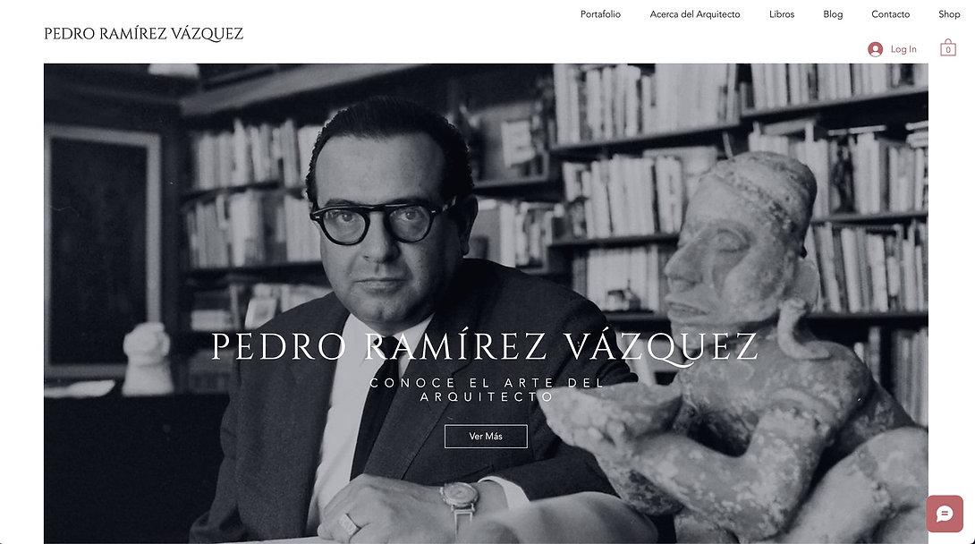 Pedro Ramirez Vazquez sitting on his desk.jpg