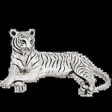 تمثال النمر الفضي