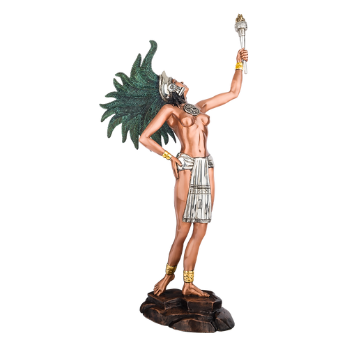 New Fire Ritual Dance Statue