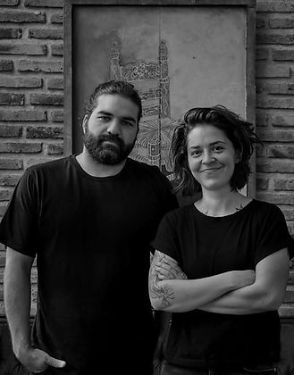 Melisa Aldrete and Luis Cárdenas Art.jp
