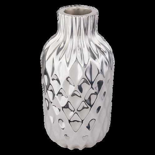 Architecture Silver Flower Vase