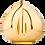 Thumbnail: گلدان گل نقره ای Blobware