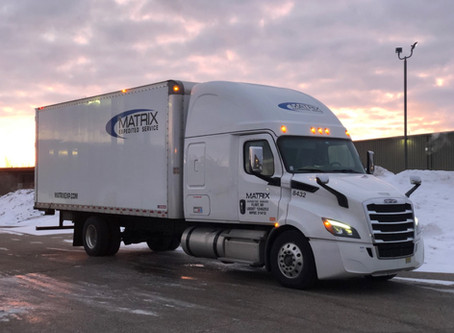 Rapidly Move Your Freight with Matrix