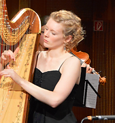 Nora von Marschall - an der Orchesterakademie von 2015 -2016