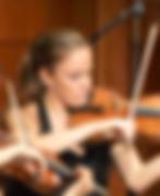 Alwina Kempf - an der Orchesterakademie von 2014 bis 2016
